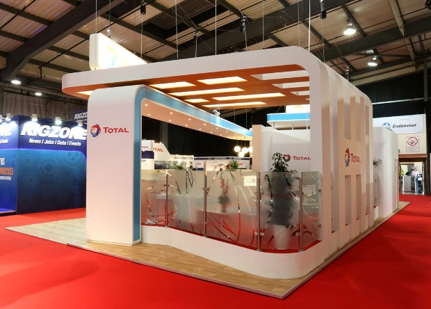 Exhibition Stand Design Europe : 4 seconds :: experiential